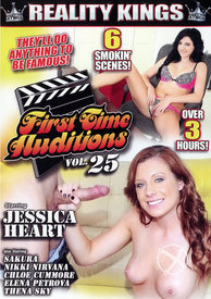 First Time Auditions 25