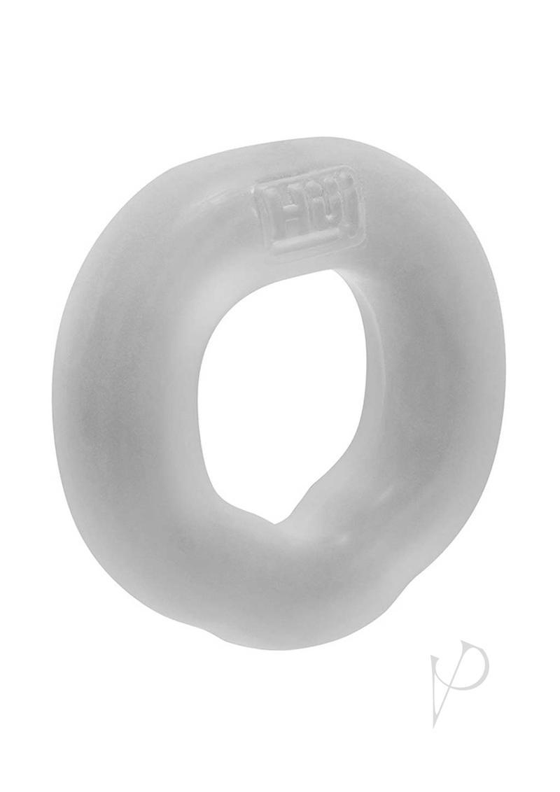 Hunkyjunk Fit Silicone Cock Ring - Clear